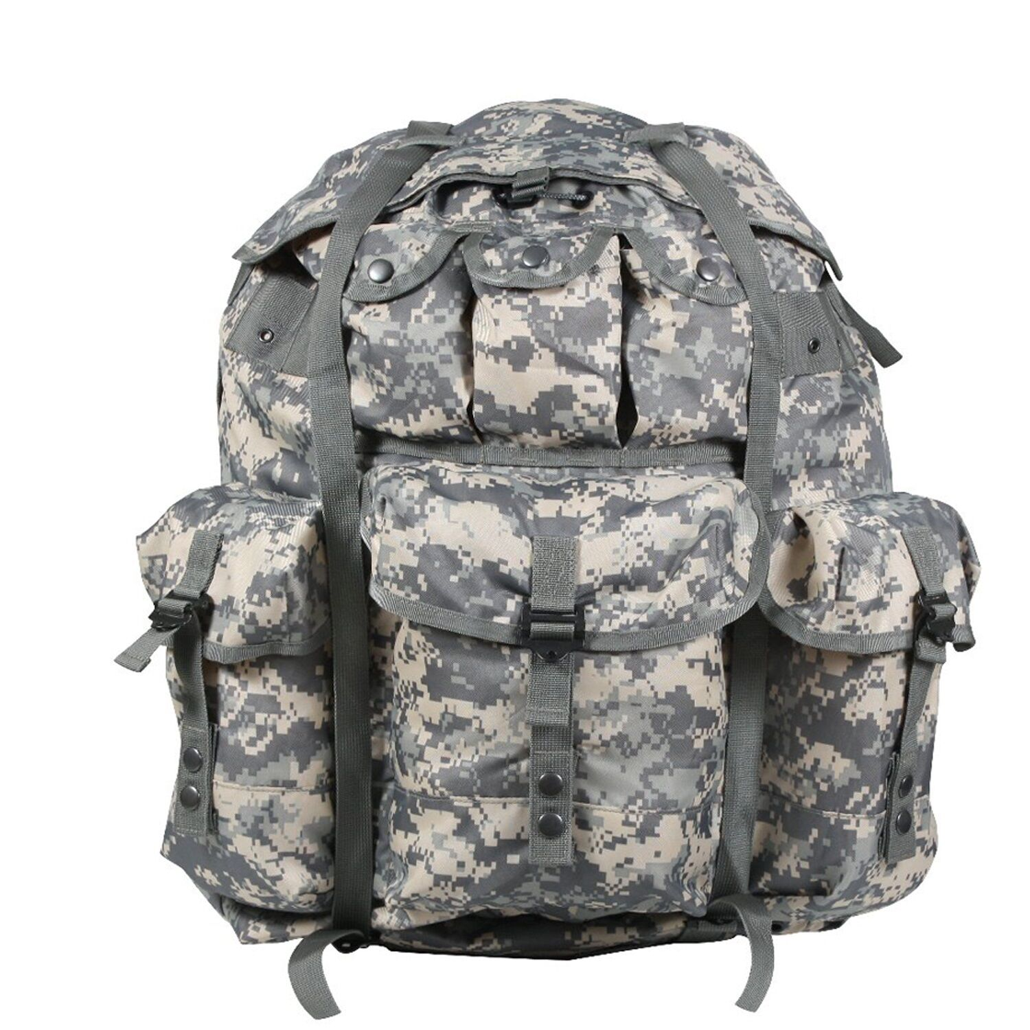 Army at Digital Camo US UCP ACU LARGE Alice Pack with ALU FRAME Zaino