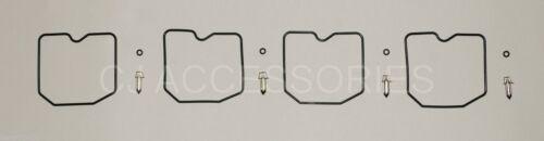 Suzuki GSF600 GSF650 Bandit 95-06 Carb Carburettor Repair Kits x 4 GSX750 98-03