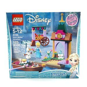 Brand New /& Sealed Lego 41155 Disney/'s Frozen Elsa/'s Market Adventure