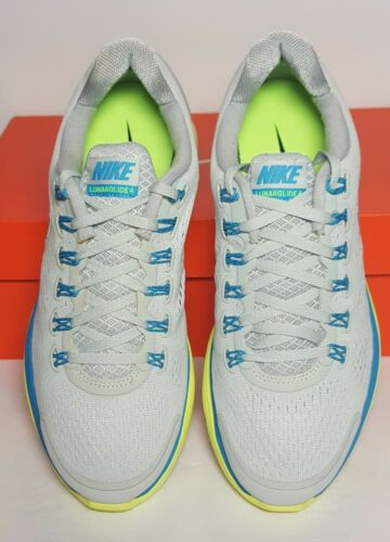 NIKE LUNARGLIDE 4 GS YOUTH SIZES NEW IN BOX MULTIPLE SIZES 525368 003