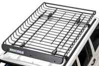 Yakima 8007080 Black Megawarrior Black Rooftop Mounted Cargo Basket