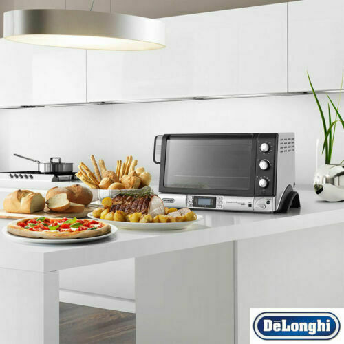 Eob20712 DE /'Longhi Pangourmet Mini Compact Forno elettrico /& PANE