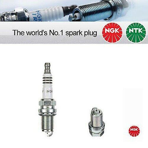 NGK BKR8EIX / 2668 Iridium IX Spark Plug Pack of 3 Replaces IK24