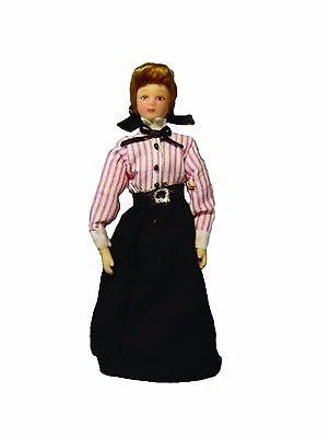Bambola di porcellana bambina SCALA 12th Dolls House Dolls