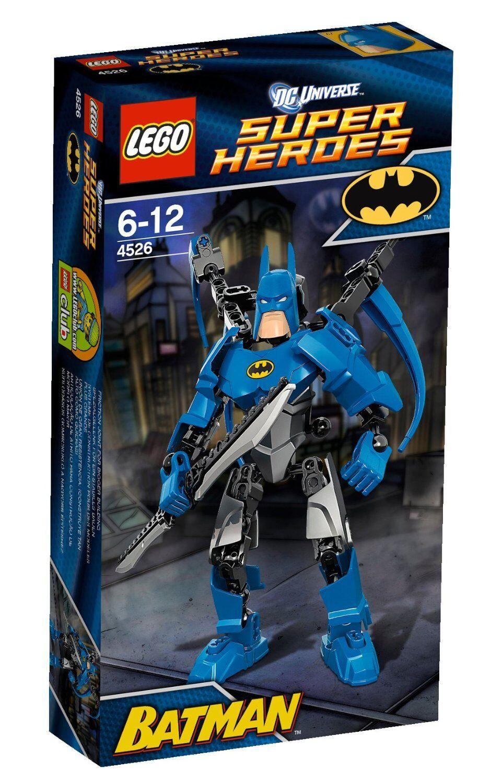 LEGO Super Heroes 4526 Batman Batman Batman DC Comics Universe a840d5