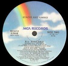 STACYE & KIMIKO - R.U. Available - mca