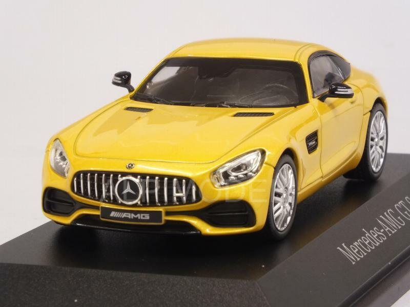 Mercedes AMG GT-S 2017 Solarbeam Mercedes Promo 1 43 Norev b66960434