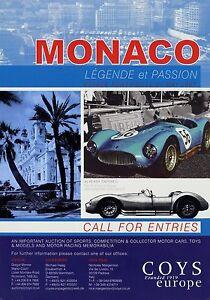 2003AUC-Coys-Auction-Oldtimer-Classic-Cars-DINA4-Poster-Monaco-2007-21-5-07
