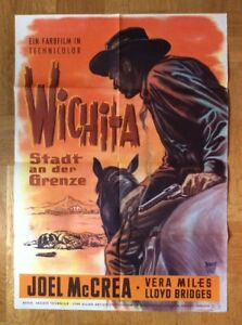 Wichita-Kinoplakat-039-61-Joel-McCrea-Vera-Miles-Lloyd-Bridges-Western