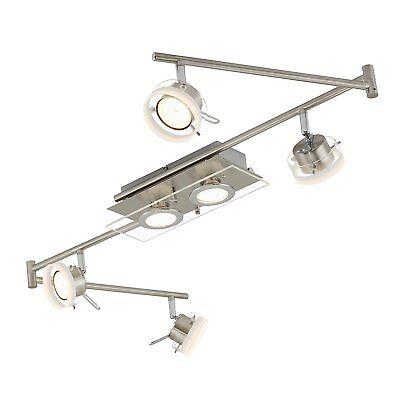 Led Deckenleuchte Deckenlampe Wohnzimmer Leuchte Ip20 Briloner 3166-062 Buy One Give One