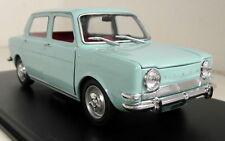 ATLAS 1/24 SCALA SIMCA 1000 LS STRADALE 1969 + Custodia di visualizzazione Modello Diecast Auto