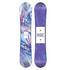 Ride Compact Women's Snowboard 147cm Brand New 2017