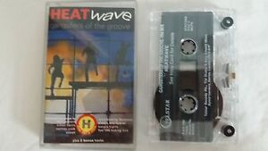 Heat Wave Gangsters of Groove Cassette Telstar Records 1990