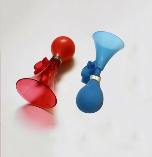 2x Kids Bike Bicycle Cycling Air Horn Honking Hooter Squeeze Bell gkd