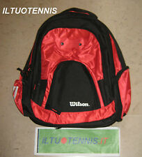 Zainetto WILSON EQUIPMENT II BACKPACK nuovo -sped.inclusa