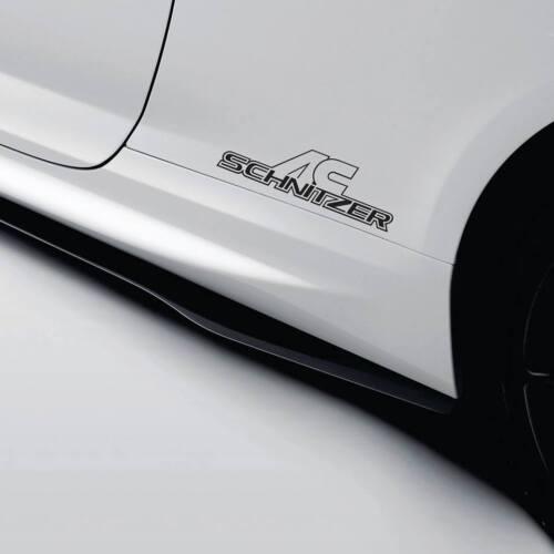 BMW sticker Schnitzer side sticker E34 E60 E63 E92 F30 F21 F40 E38 E39 Fits BMW