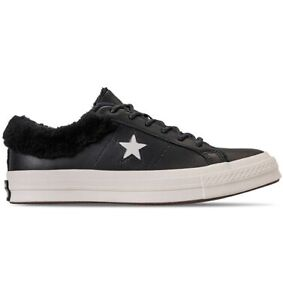 CONVERSE One Star Warmer Street Leather