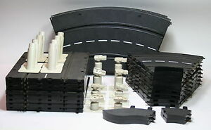 carrera universal 132 ausbauset 4 ebay. Black Bedroom Furniture Sets. Home Design Ideas