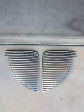 Awesome Original 1938 Desoto Grill S5 Coupe Sedan Deluxe Grille Estate Clean