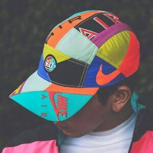 Nike-X-ATMOS-AW84-Patchwork-Running-Sport-Loisirs-Unisexe-Chapeau-Bonnet-OS-Air-Max2