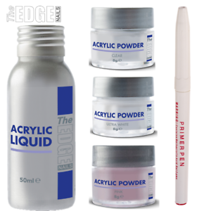 The-Edge-Acrylic-Liquid-amp-Powder-Trial-Kit-for-False-Nail-Students-amp-Starters