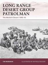Osprey Warrior 148: Long Range Desert Group Patrolman The Western Desert 1940-43