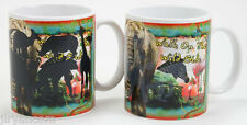 Wonder Mugs Color Changing Zoo Coffee Cup Mug