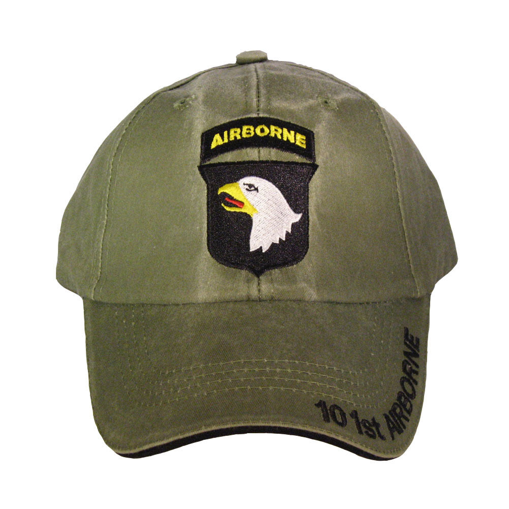 Details about NEW U.S. Army 101st Airborne Division Baseball cap hat. OD  Green d0dafe26946