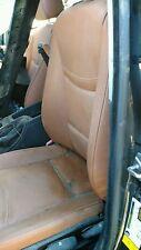 2007-13 BMW E90 LEATHER SEATS CINNAMON BROWN SKINS 325i 328i 330i 335i 328