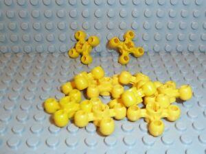 LEGO® Technic 10x Zahnrad Knob Lenkung 32072 gelb 42024 8109 NEU F435