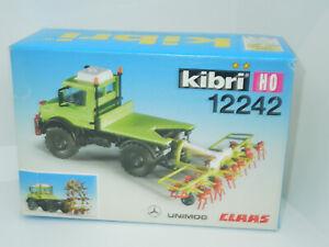 Kibri H0 14983 UNIMOG mit Sprüheinrichtung