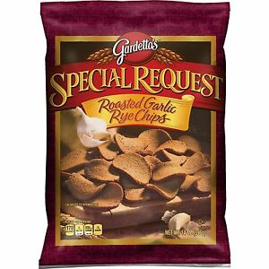 Gardetto-039-s-Special-Request-Roasted-Garlic-Rye-Chips-Salty-Snacks-2-14-oz-bags