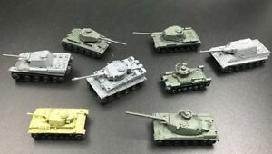 1-144-Scale-3D-Military-Tank-Model-Kit-WWI-WWII-World-War-Toy-Puzzle-UK-USA-Gift