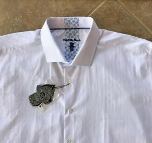 Size 3XLT visconti Long-Sleeve Woven Shirt