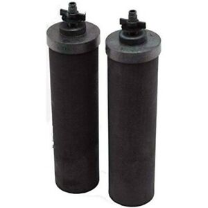 BB9-2 Black Berkey Water Filter Replacement Elements (2-Pack)