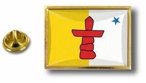 pins-pin-badge-pin-039-s-metal-avec-pince-papillon-drapeau-canada-nunavut