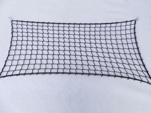 Schutznetz Autonetz Größe 60x190 cm Kofferraumnetz Schwarz Gepäcknetz