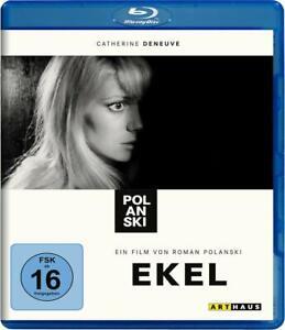 Provocare nausea [Blu-Ray/Nuovo/Scatola Originale] Roman Polanski spinge Cathérine Deneuve in la pazzia