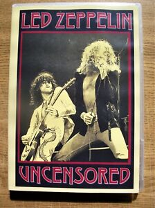 Led-Zeppelin-Uncensored-Bootleg-5x-C-D-set-with-booklet