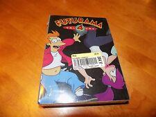FUTURAMA VOLUME 4 Animated TV Classic Series Television 4 DVD SET SEALED NEW