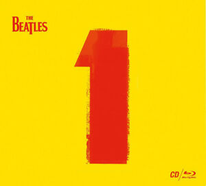 THE-BEATLES-1-2015-CD-remasterise-amp-Blu-ray-2-disques-coffret-digipak