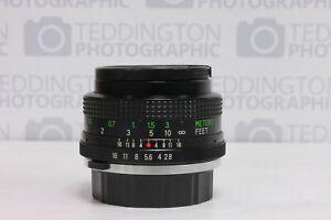 Vivitar-28mm-f2-8-Close-Focus-Wide-Angle-Olympus-OM-Fit