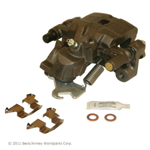 Disc Brake Caliper Rear Right Beck//Arnley 077-1064S Reman
