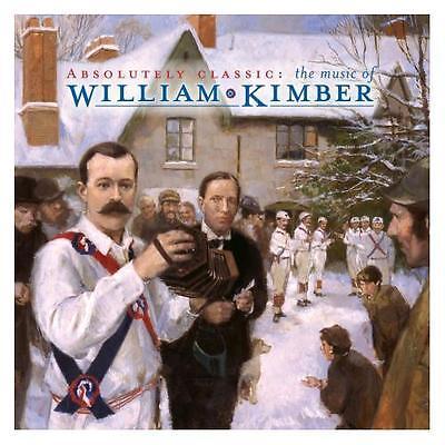 William Kimber Music Of CD NEW SEALED Folk Morris Dance/Dancing John Kirkpatrick