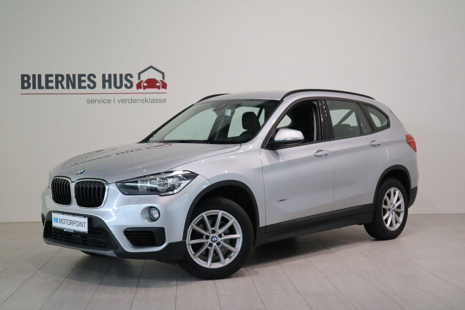 BMW X1 Billede 2
