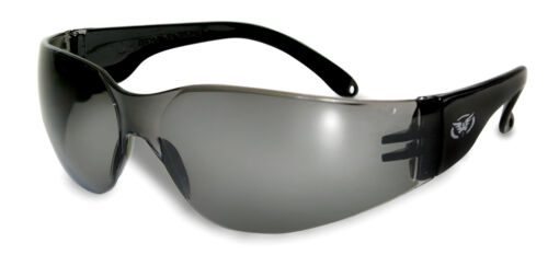 Free Pouch Global Vision anti-fog wraparound Motorcycle sunglasses Biker wraps