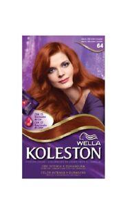KOLESTON KIT 6.4 DARK BLOND COPPER GR-IL
