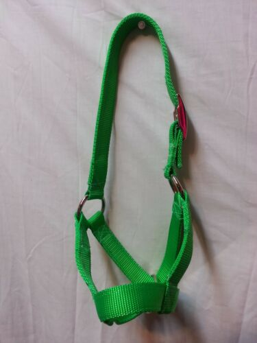 Yearling Cow Halter Double Ply USA Made Choice of Color