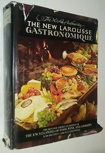 The New Larousse Gastronomique The Encyclopedia of Food ...