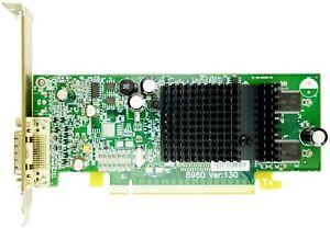 ATI Radeon X300 128 Mo DDR PCIe x16 FH